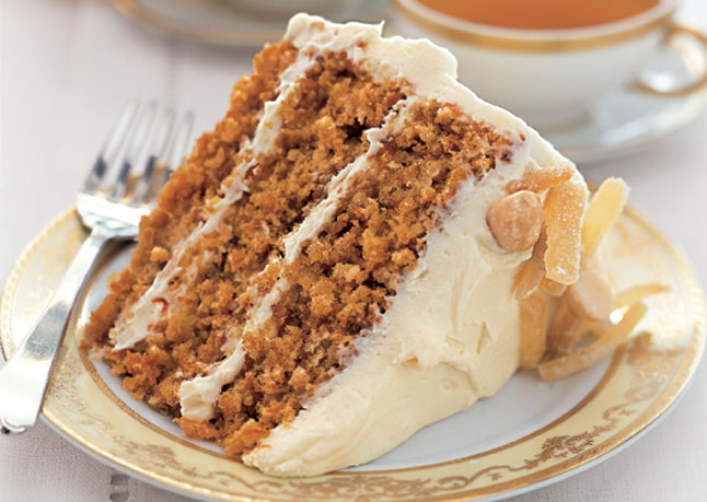 Philadelphia Cream Cheese Carrot Cake Recipe